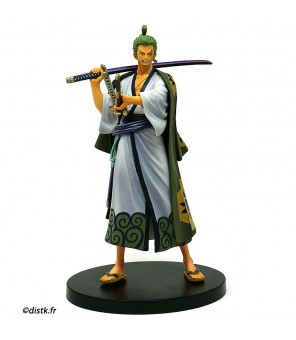 ONE PIECE Figurine DXF The granline Hommes wanokuni Vol 2 Zoro