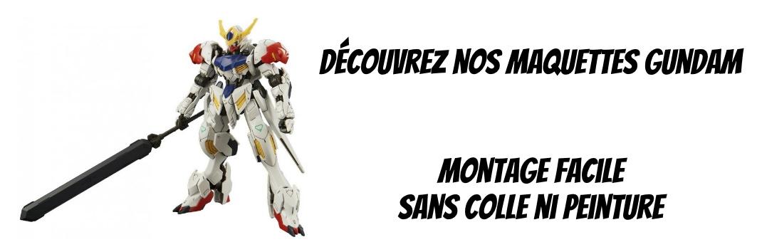 Maquettes Gundam